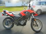 2012 BMW g650gs.only 663 miles on it.....